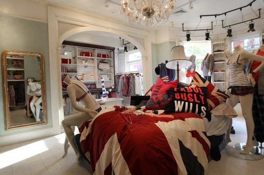 speaking of british fashion shell chic 39 d