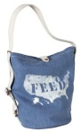 Feed USA Denim Bucket Tote, Gap, $30