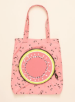 Fruit Salad Convertible Zip Tote Bag, Juicy Couture, $50