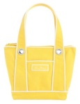 Small Tote in Sunshine Yellow, Vera Bradley, $38