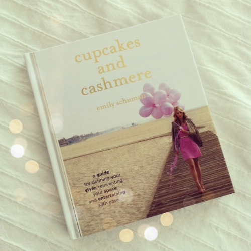 Cupcakes and Cashmere Book