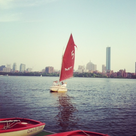 MIT sailboat