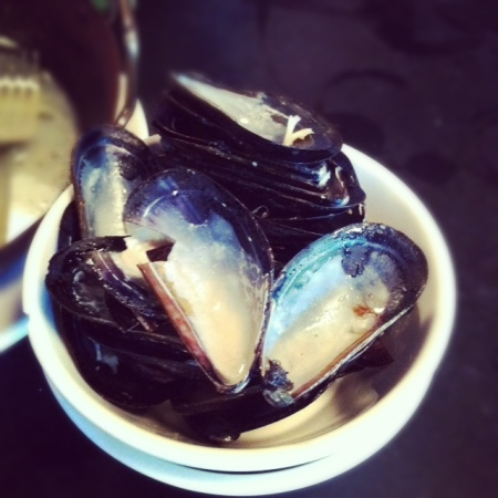 boston mussels