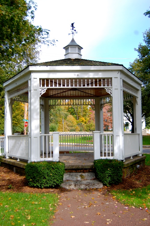 wrentham mass gazebo