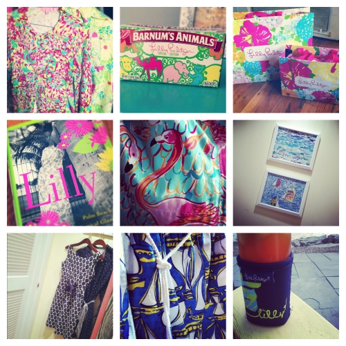 lilly pulitzer birthday instagram