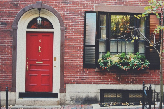 red door beacon hill