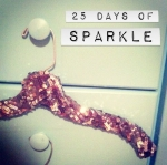 25 days of sparkle