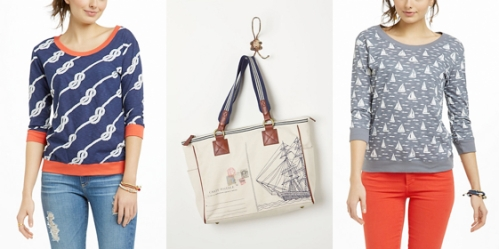 nautical anthropologie