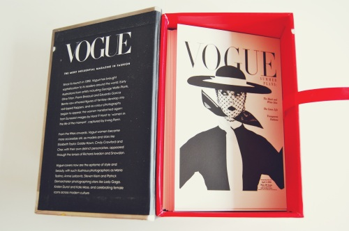 vogue postcards gift set