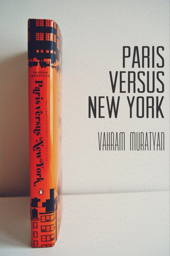 paris versus new york book