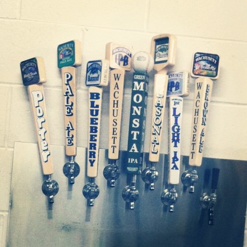 wachusett on tap