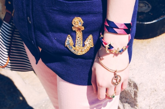 kjp brooks brothers wrap bracelet