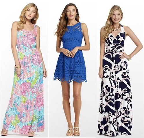 lilly summer 2013 dresses