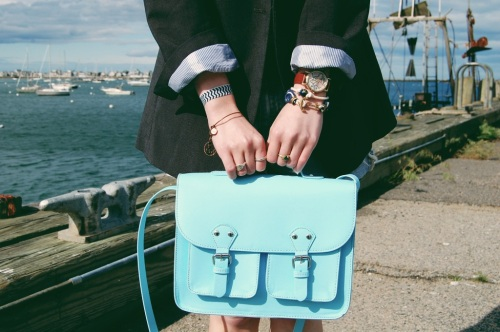 cambridge satchel for less