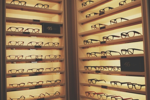 warby optical
