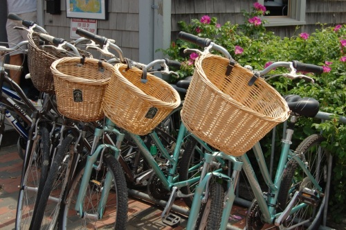 bike riding on nantucket