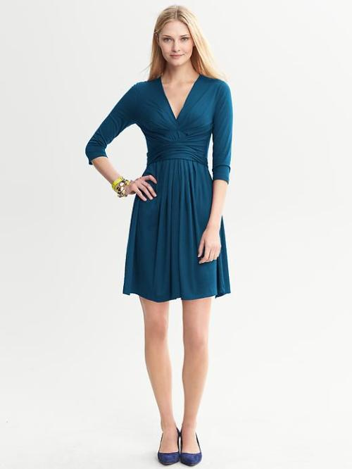 kate middleton issa banana republic royal blue wrap dress