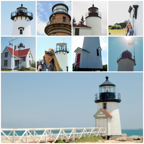 New England Lighthouses