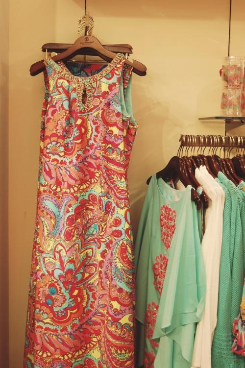 Delfina Maxi Dress