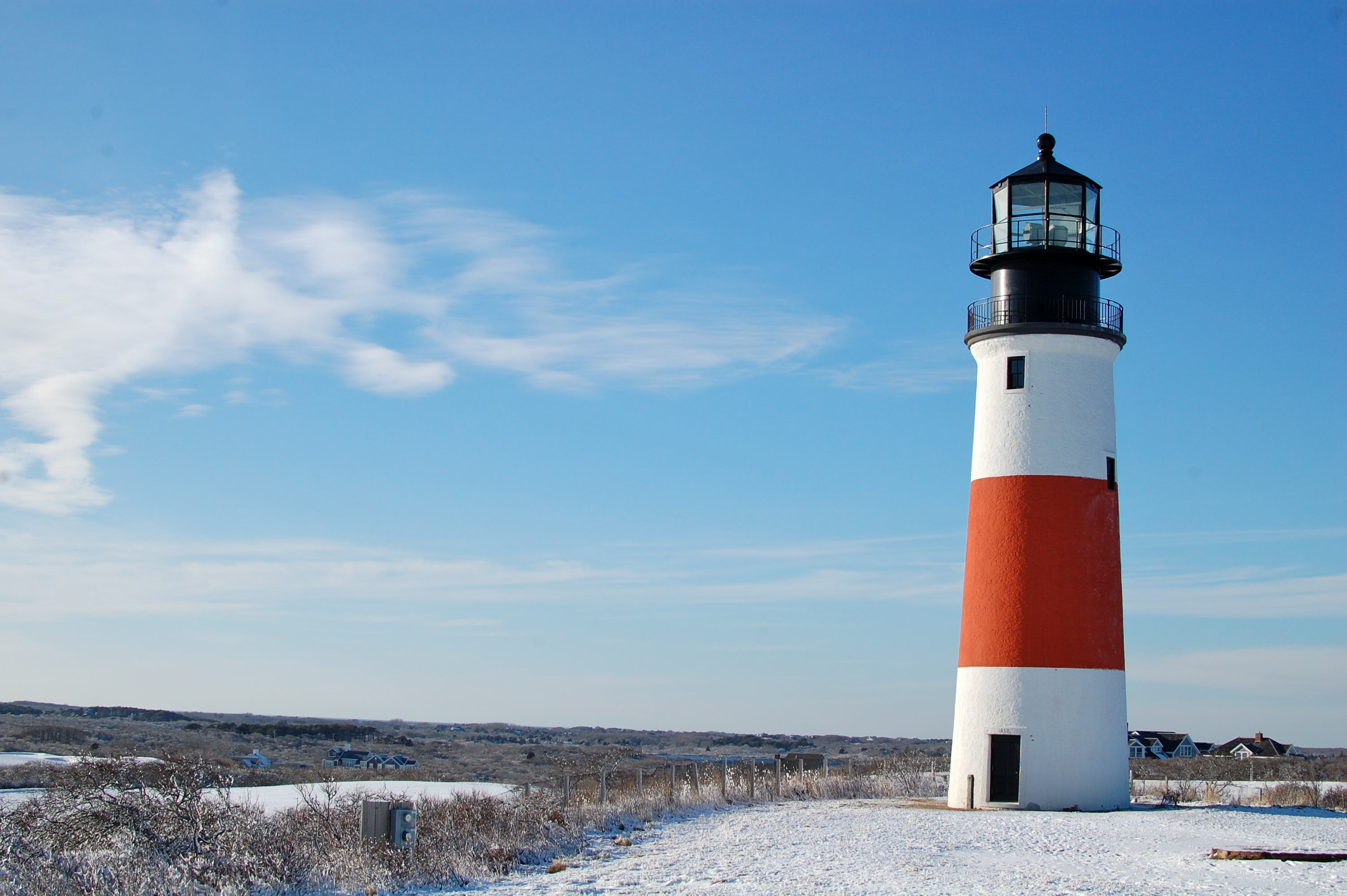 Think, Sankaty lighthouse nantucket have
