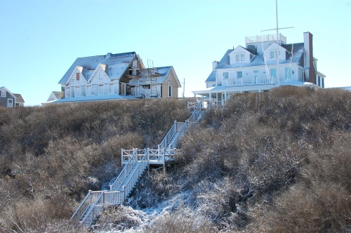 Steps Beach Nantucket Houses