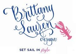 Brittany Lauren Design Logo