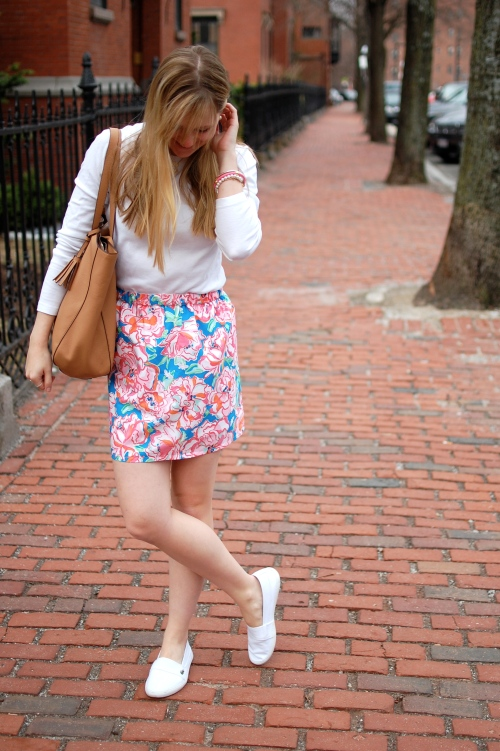 Lilly Pulitzer Lucky Charms Skirt