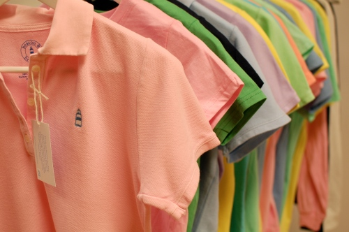 Shop for a cause Boston | Beacon & Brewster Polo Shirts