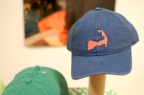 Cape Cod Needlepoint Hat