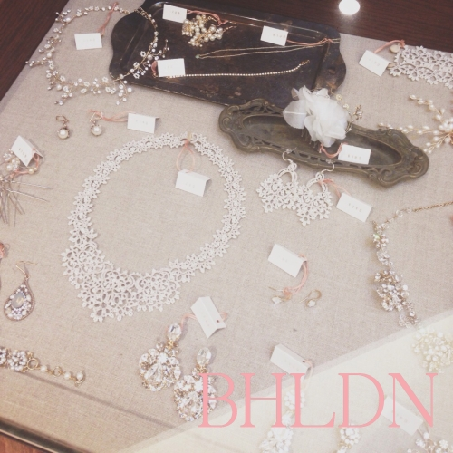 BHLDN Bridal Jewelry