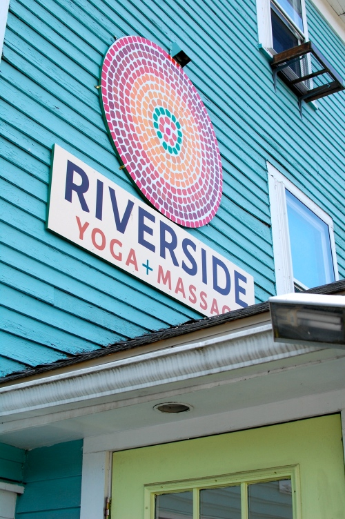 Riverside Yoga Massage Newburyport