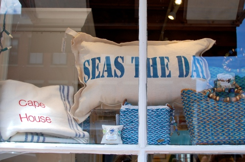Seas the Day Nautical Home Goods