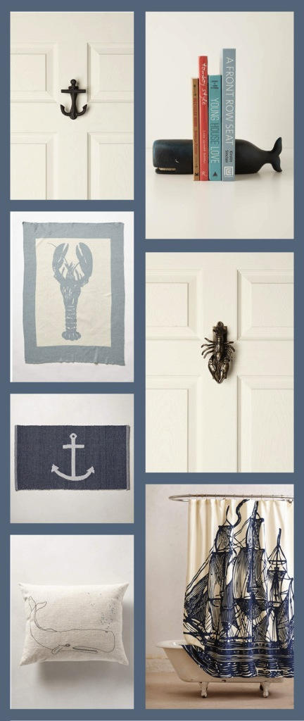 nautical anthropologie home