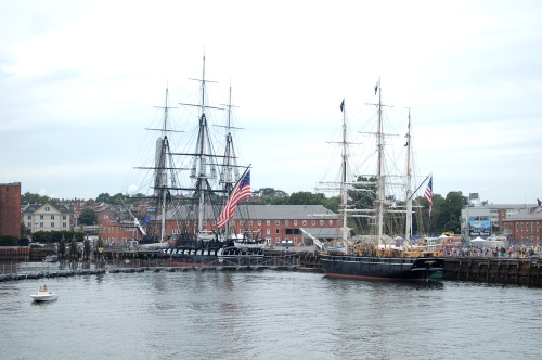 The Constitution; Whaling Ship Tours