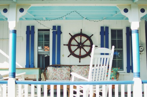 Nautical Outdoor Home Decor