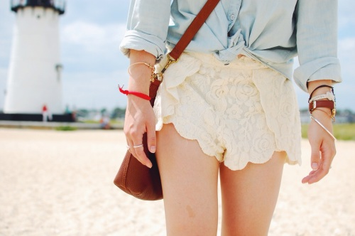 Best lace shorts