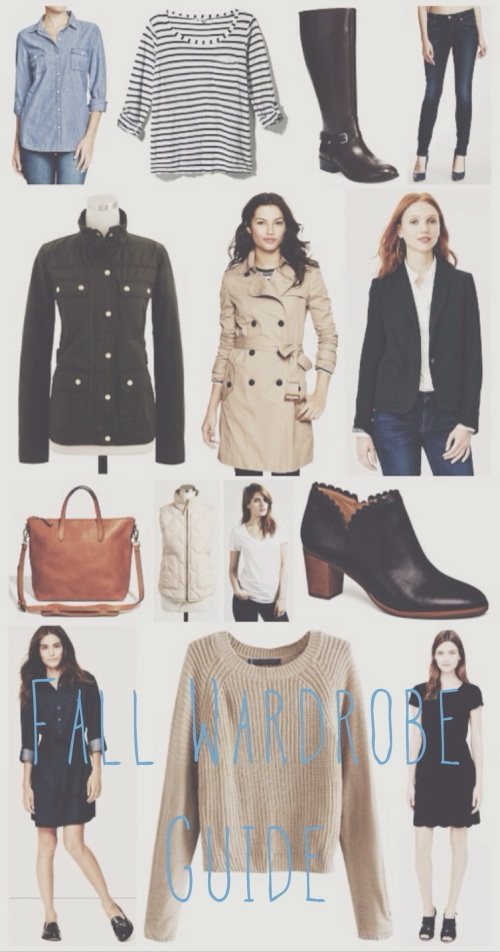 What to wear in fall in Boston