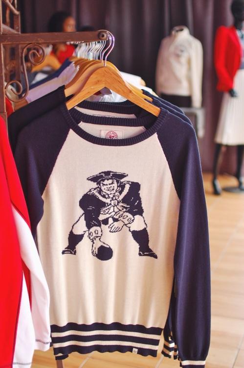 Vintage New England Patriots Sweater