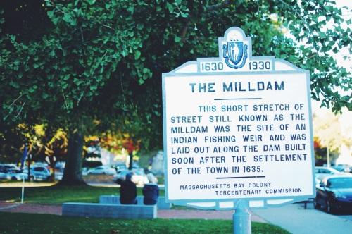 Concord Massachusetts History