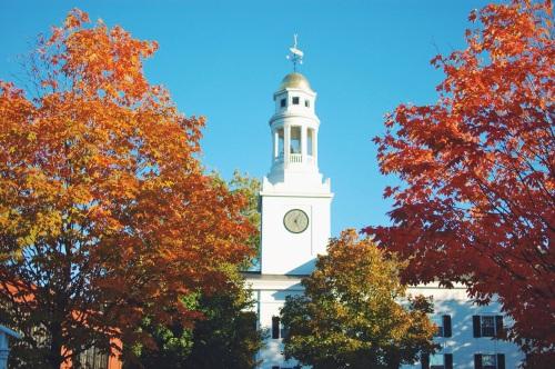 Best New England Foliage