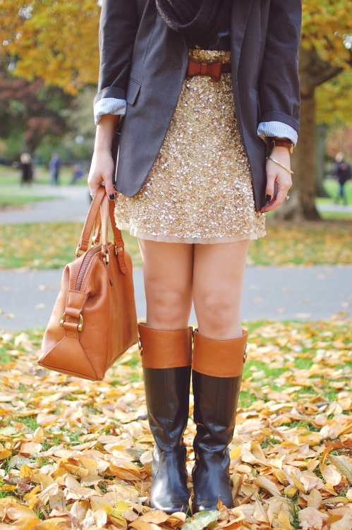 Comfortable riding boots