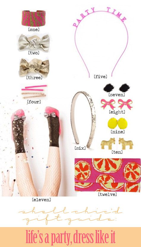 Gift guide for the tween / party girl