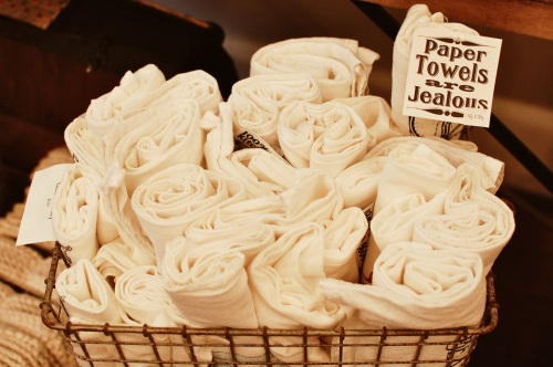 Cloth Paper Tea Towels