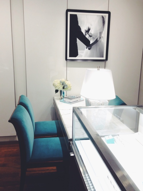 Tiffany Blue Chairs