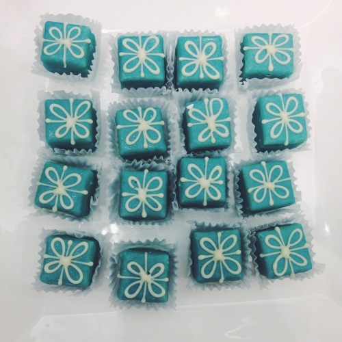 Tiffany blue-themed party
