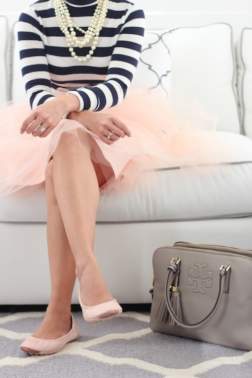 Stylish Petite Blog Tulle Skirt