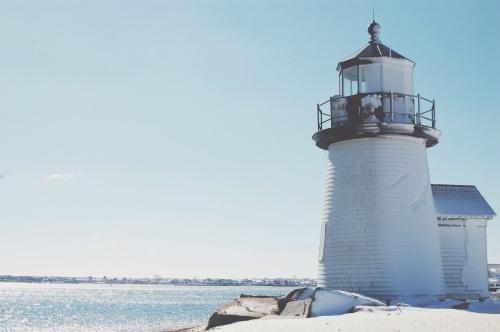 Nantucket Blizzard Photo