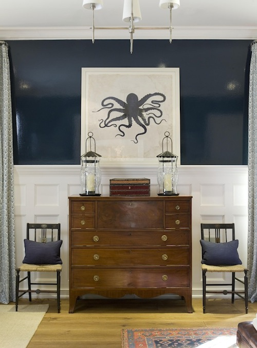 octopus wal art