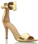 Gold Piperlime Sandals