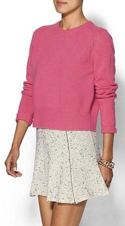 Marc Jacobs Pink Sweatshirt
